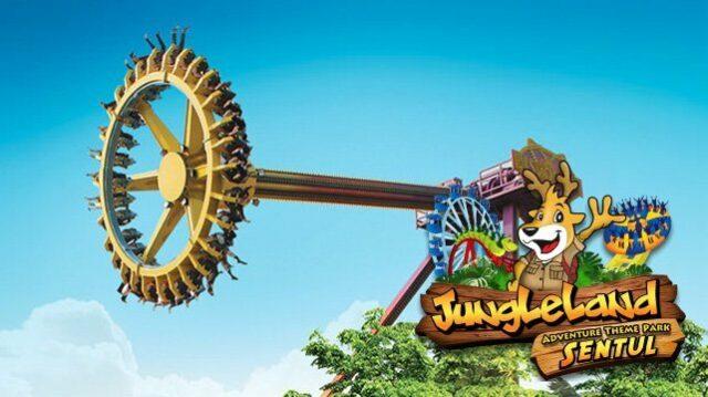 Hasil gambar untuk pemandangan jungleland adventure