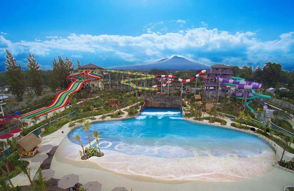 Jogja Bay Waterpark Tiket Wahana Aktivitas Idetrips