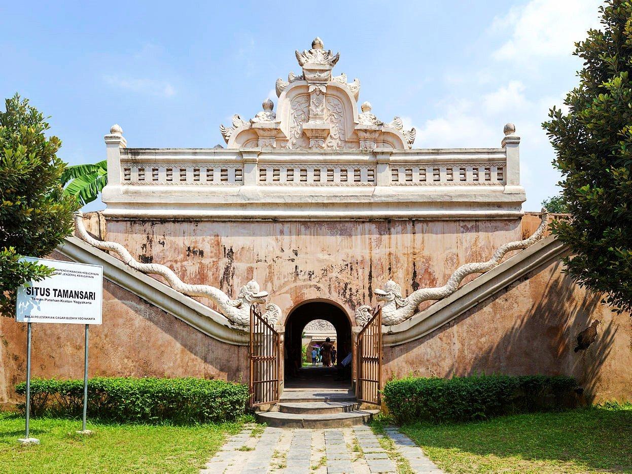 Taman Sari Yogyakarta Tiket Aktivitas Area Wisata Idetrips