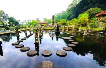 Tirtagangga Water Garden img credit : Tirtagangga Palace Official FB