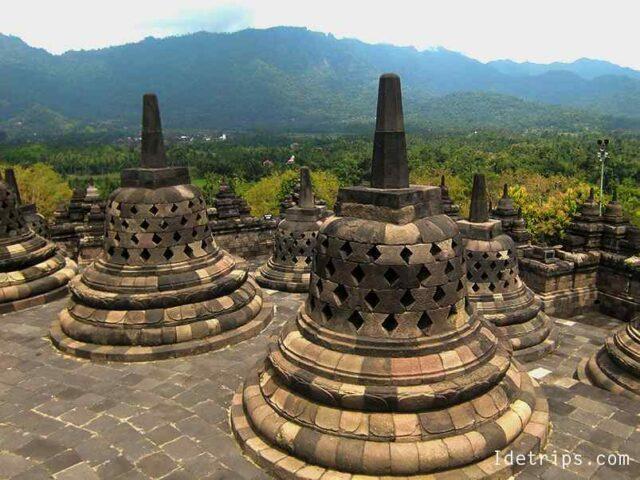 Candi Borobudur Tiket Atraksi Aktivitas Idetrips