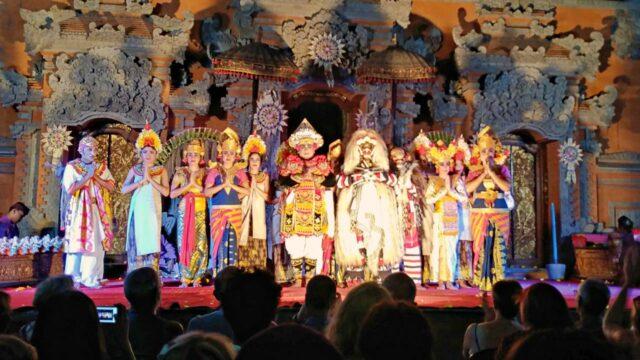dance performance royal palace
