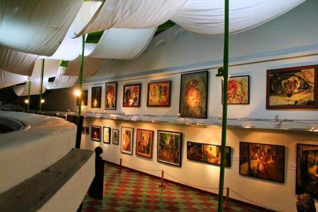 Image result for museum affandi yogyakarta