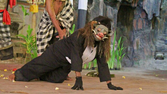 mask performer