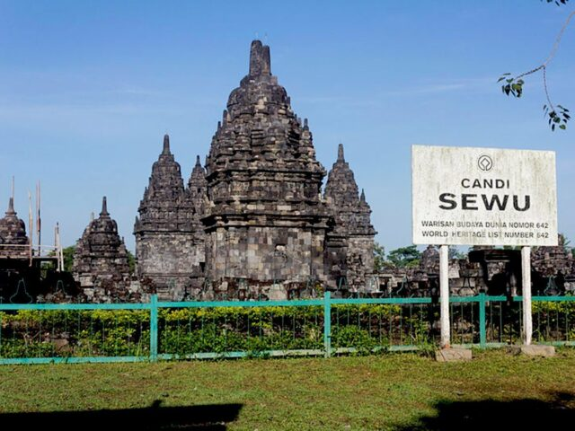 sewu temple list in the world heritage