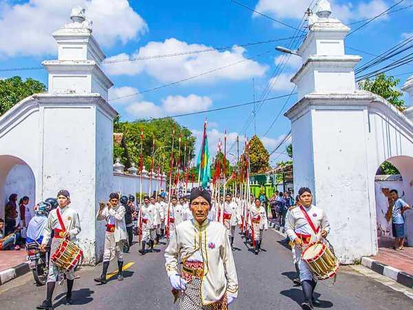 Yogyakarta Palace Event