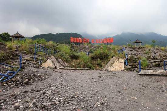 Mount Merapi Bunker