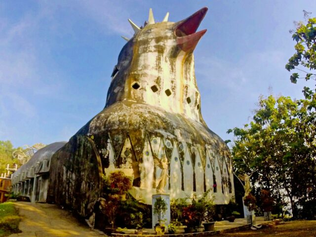 Chicken Church Building