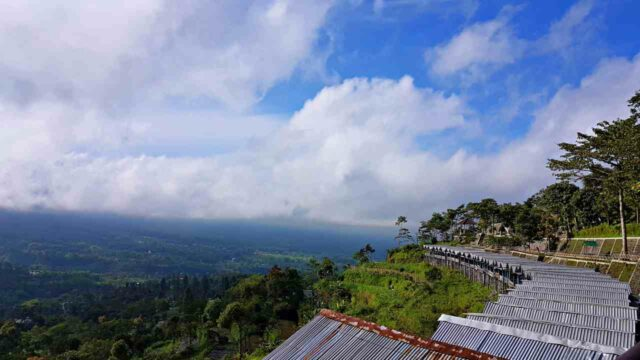 Ketep Pass view