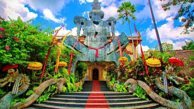 Antonio Blanco Bali Museum
