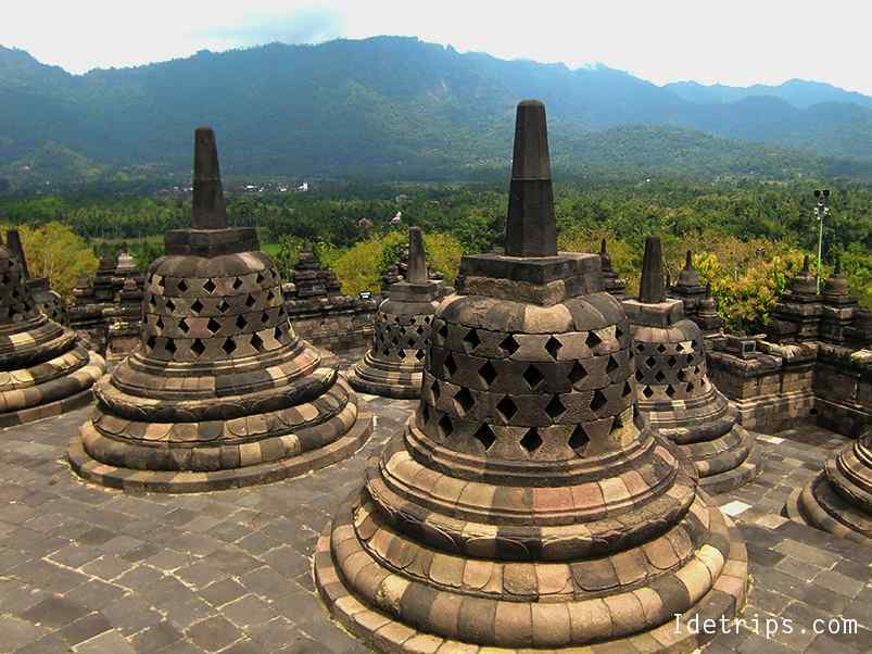 borobudur temple entrance ticket operational hours attraction event