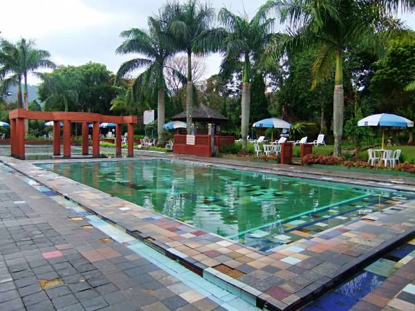 Ciater Hot Spring Pool