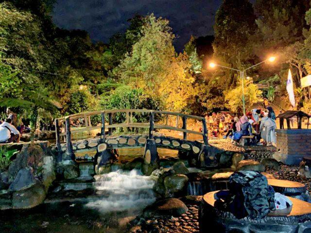 hot spring bandung