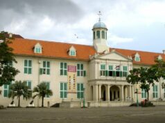 Jakarta History Museum or known as Museum Fatahillah