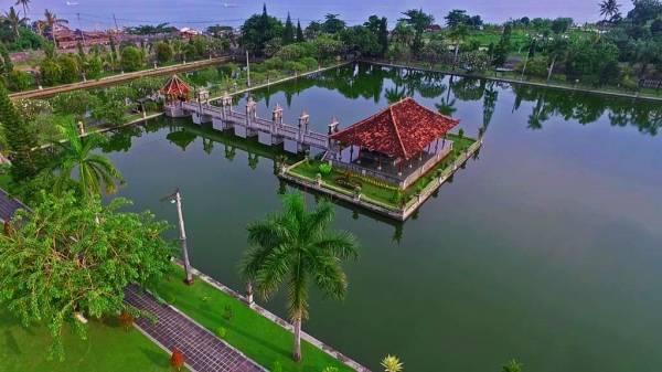Dirah Pond