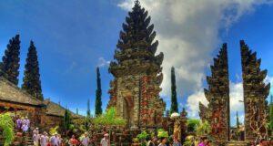 Ulun Danu Batur Temple, One of the important temple beside Besakih