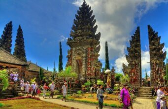 Ulun Danu Batur Temple, One of the important temple beside Besakih