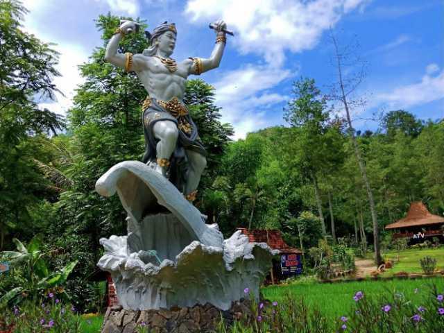 Dago Dream Park Aktivitas Wisata Alam Outbond Idetrips