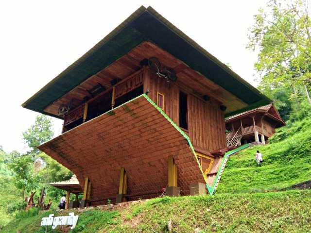 Dago Dream Park Aktivitas Wisata Alam Outbond 2019 Indonesia Travel