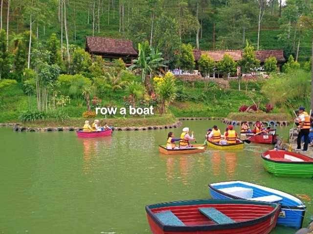 wahana perahu