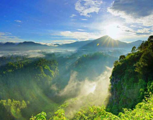 Keraton Cliff Bandung Highland