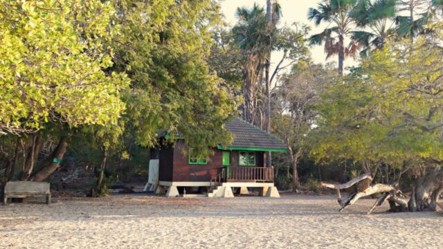 Bama Beach Guesthouse at Baluran National Park