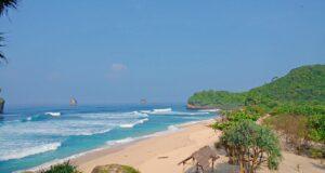 Goa cina beach white sand