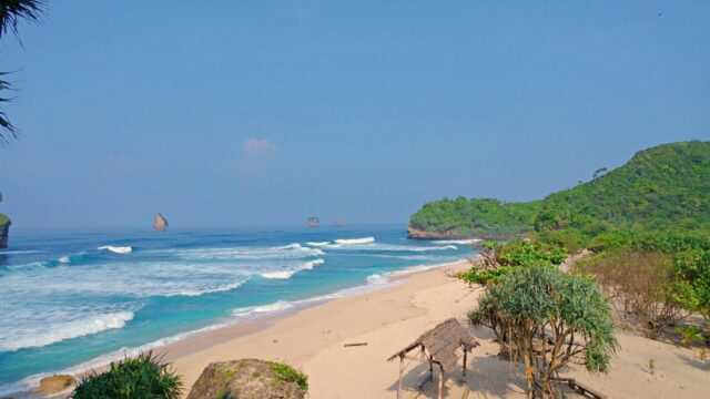 Goa cina beach white sand