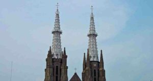 Neo Gothic Design Jakarta Cathedral