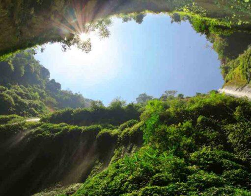 Madakaripura Waterfall Probolinggo