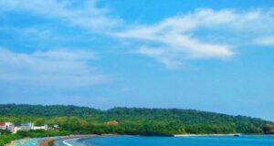 Pantai Pangandaran Pantai Selatan