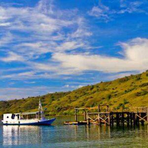 Rinca Island Port