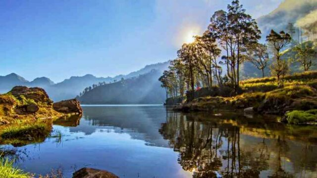 Segara Anak Lake, Mount Rinjani