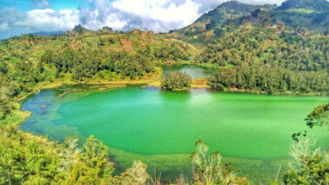 Dieng Plateau, Telaga Warna