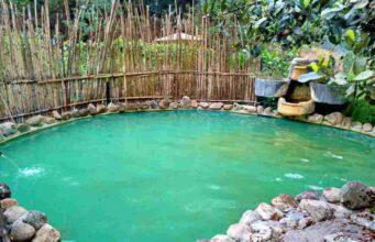 Maribaya Hot Spring Lembang Bandung