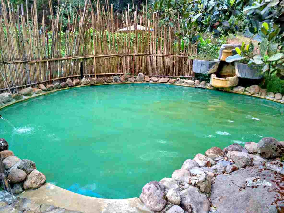 Maribaya Hot Spring Bandung Natural Hot Water & Activities - 2019 Indonesia Travel