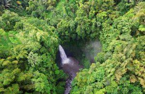 Nungnung Waterfall North Ubud