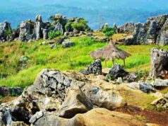 Nature and Historical Spot, Stone Garden Citatah Bandung