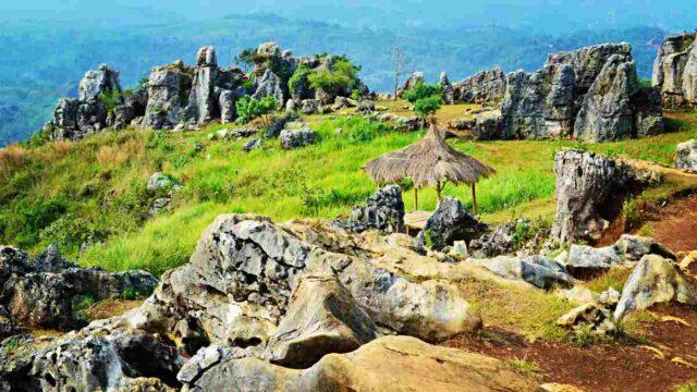 Nature and Historical Spot, Stone Garden Citatah Bandung