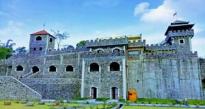 The Lost World Castle Sleman Yogyakarta