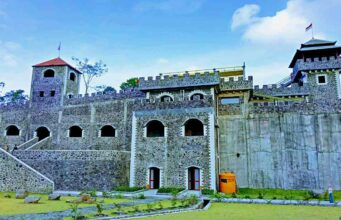 The Lost World Castle Sleman Yogyakarta