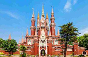 Taman Mini Indonesia Indah Castle
