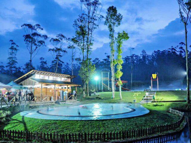 Ranca Upas Bandung Camping Ground