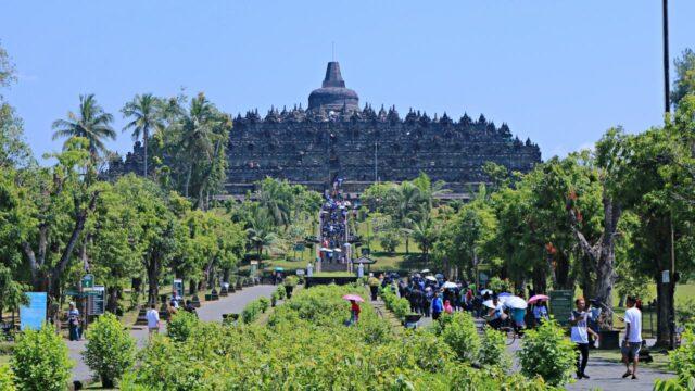 Lumbini Park Borobudur