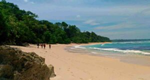 G Land Plengkung Beach