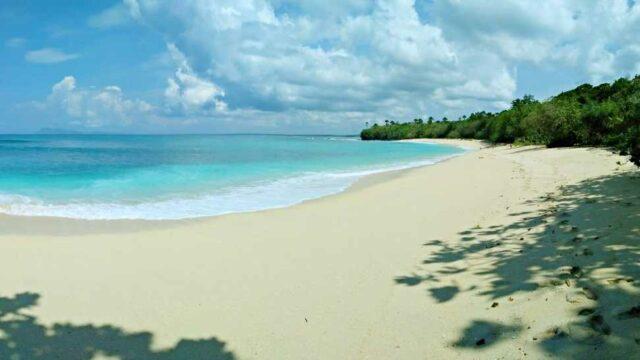 Parang ireng beach