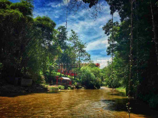 cikapundung river stream