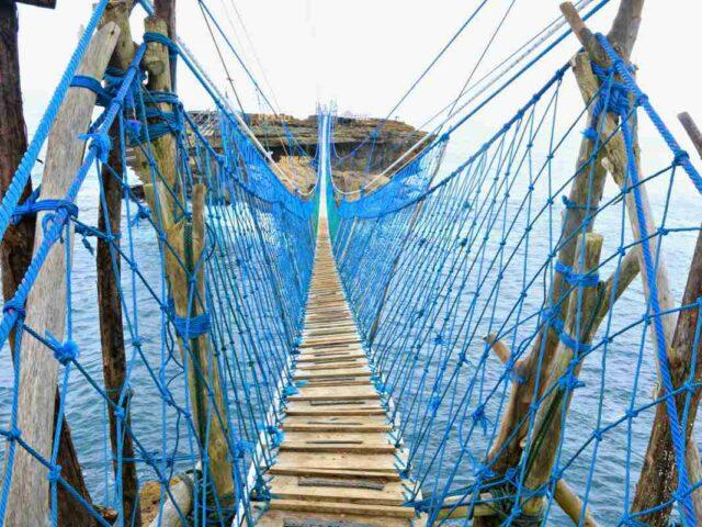 Timang Suspension Bridge