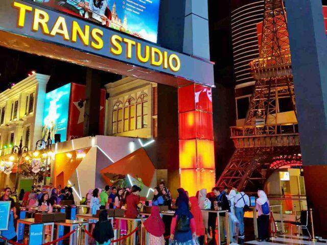 Trans Studio Bandung Entrance