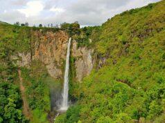 Sipiso-Piso Waterfall